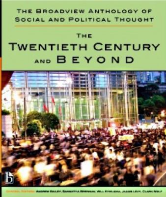 Broadview Anthology of Social and Political Thought Vol 2