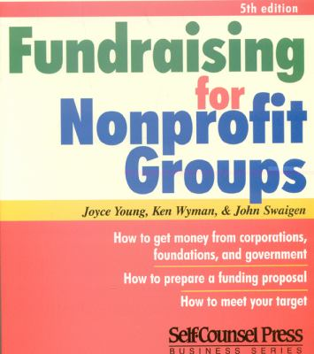 Fundraising for Nonprofit Groups How to Get Money from Corporations Foundations and Government