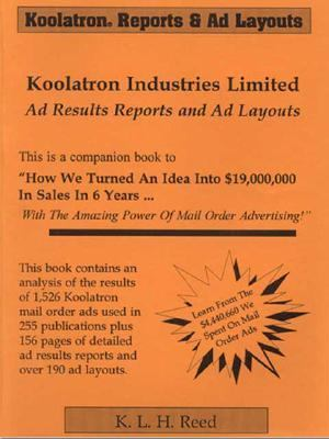 Koolatron Industries Limited Ad Results Reports and Ad Layouts