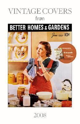 Better Homes and Gardens Vintage Covers