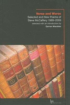 Verse and Worse: Selected and New Poems of Steve McCaffery 1989-2009 (Laurier Poetry)