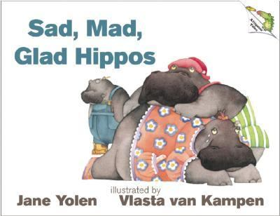 Sad, Mad, Glad Hippos