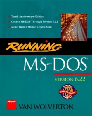 Running Ms-dos Version 6.22