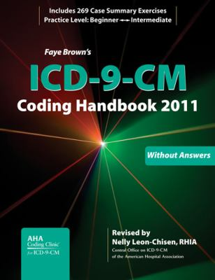 ICD-9-CM Coding Handbook, Without Answers, 2011 Revised Edition