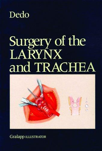 Surgery of the Larynx and Trachea (D-2447-9)