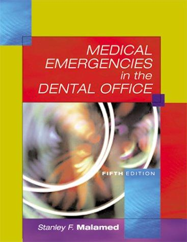 Medical Emergencies in the Dental Office, 5e