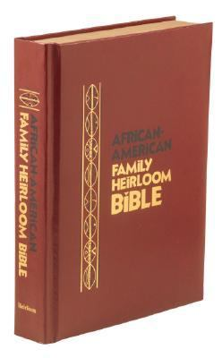 African American Family Heirloom Bible-KJV - DeVore & Sons - Hardcover