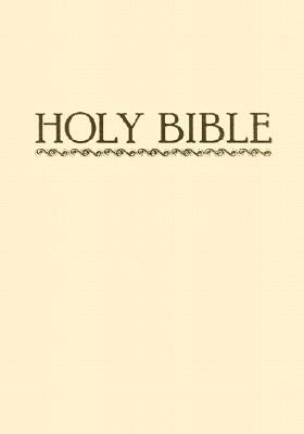 Holy Bible King James Version, Blue - Ivory, Ribbion Family Edition