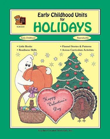Early Childhood Units for Holidays