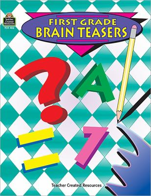 First Grade Brain Teasers