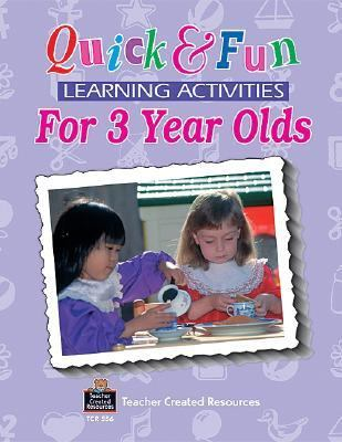 Quick & Fun Learning Activities for 3-Year-Olds