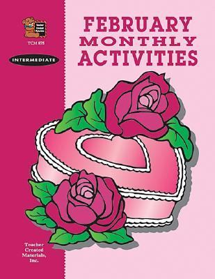 February Monthly Activities, Intermediate