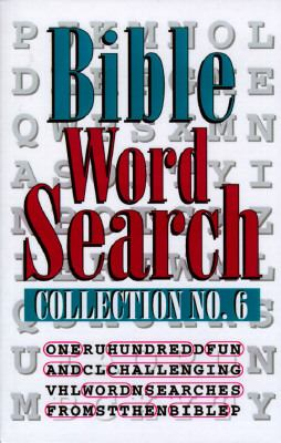 Bible Word Search; Collection No. 6, Vol. 6 - Barbour Bargain Books - Paperback