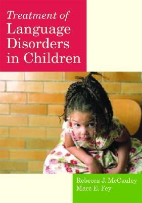 Treatment of Language Disorders in Children