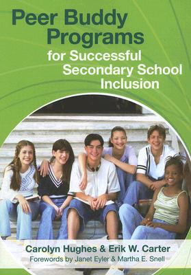 Peer Buddy Programs for Successful Secondary School Inclusion