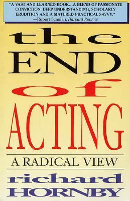 End of Acting a Radical View