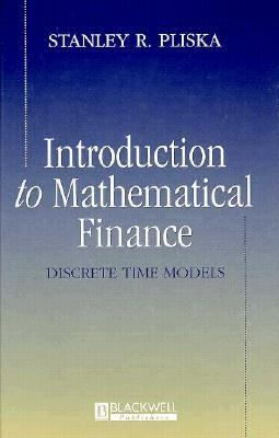 Introduction to Mathematical Finance Discrete Time Models