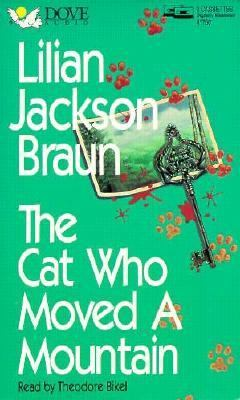 The Cat Who Moved a Mountain - Lilian Jackson Braun - Hardcover - 2 Cassettes