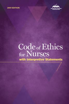 Code of Ethics for Nurses With Interpretive Statements
