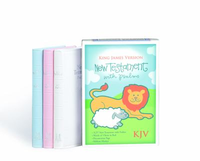 New Testament Psalms/Kjv/White