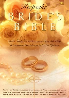 KJV Keepsake Bride's Bible