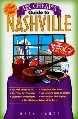 MS. Cheap's Guide to Nashville - Mary Hance - Paperback - REVISED