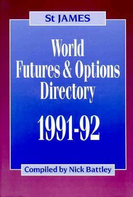The St. James World Directory of Futures and Options