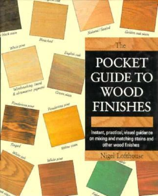 Pocket Guide to Wood Finishes - Nigel Lofthouse - Hardcover - SPIRAL
