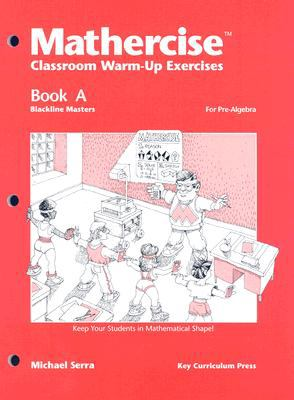Mathercise Classroom Warm-Up Exercises For Pre-Algebra