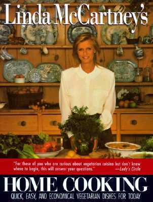 Linda McCartney's Home Cooking