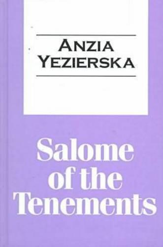 Salome of the Tenements (Transaction Large Print Books)