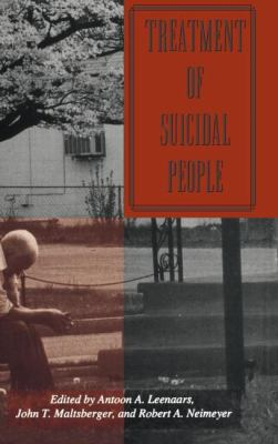 Treatment of Suicidal People