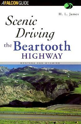 Scenic Driving the Beartooth Highway