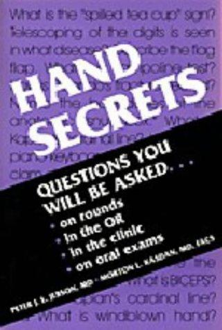 Hand Secrets (The Secrets Series)