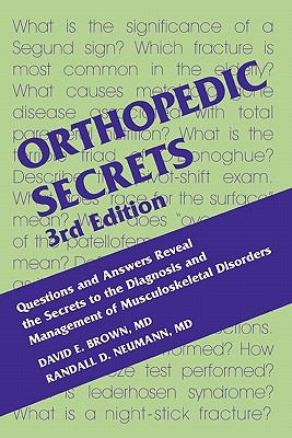Orthopedic Secrets, 3e