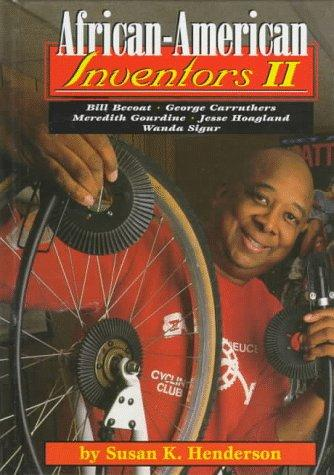African-American Inventors II (Capstone Short Biographies)