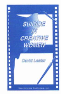 Suicide in Creative Women