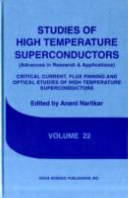 Critical Current, Flux Pinning and Optical Studies of High Temperature Superconductors