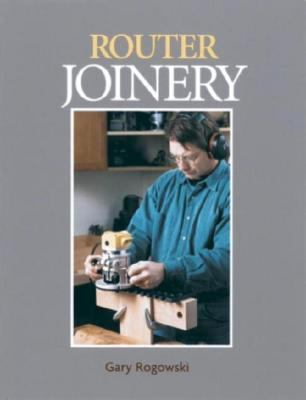 Router Joinery