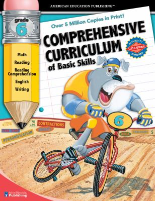Comprehensive Curriculum of Basic Skills Grade 6