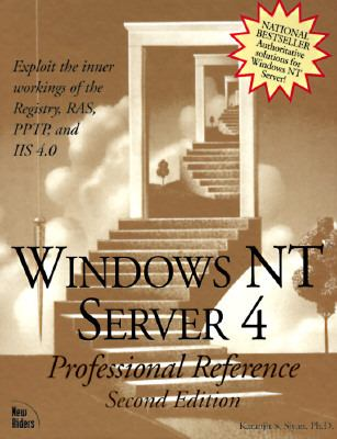 Windows Nt Server 4 Professional Reference