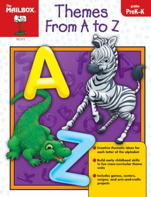 Themes from a to Z - Cindy Daoust - Paperback