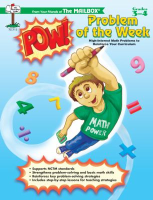 Problem Of The Week [POW], Grades 3-4: High-Interest Math Problems to Reinforce Your Curriculum