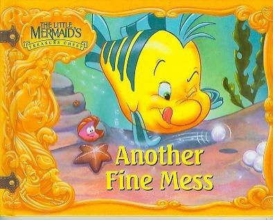 Another fine mess (The Little Mermaid's treasure chest)