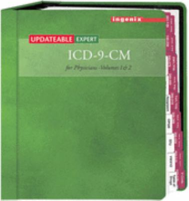 Icd-9-cm 2005 Expert Physicians Volumes 1 &2 -updateable