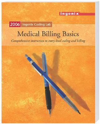 Ingenix Coding Lab 2006 Medical Billing Basics