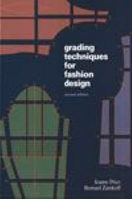 Grading Techniques for Fashion Design