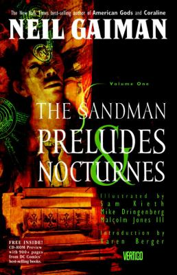 Sandman Preludes & Nocturnes  Graphic Novel