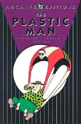 Plastic Man Archives