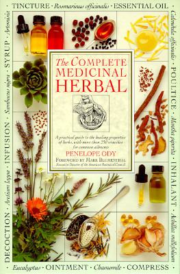 The Complete Medicinal Herbal - Penelope Ody - Hardcover